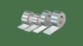 Alu-tape T-301 for lamellmatte