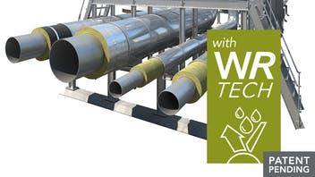 industrial, pipework, 3D image