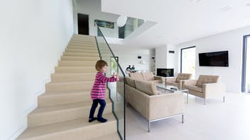 RockWorld imagery, Modern living, child, indoor, design, aesthetics
