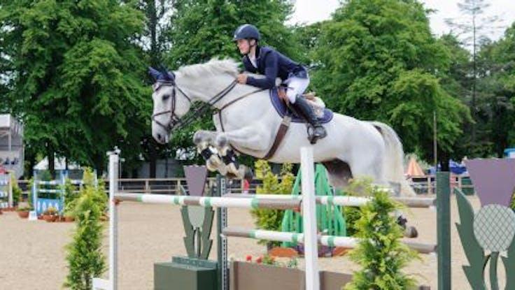 RockWorld imagery, The Royal Highland Show, horse, rider