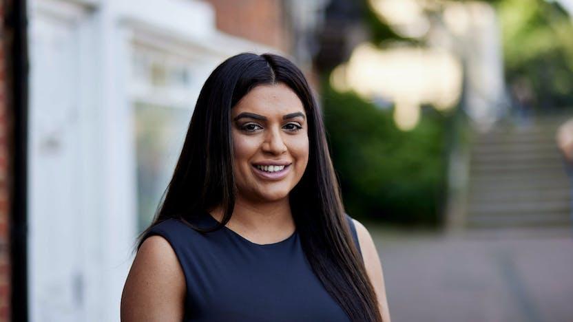 UK Rockfon Sales Team member - Natasha Checketts