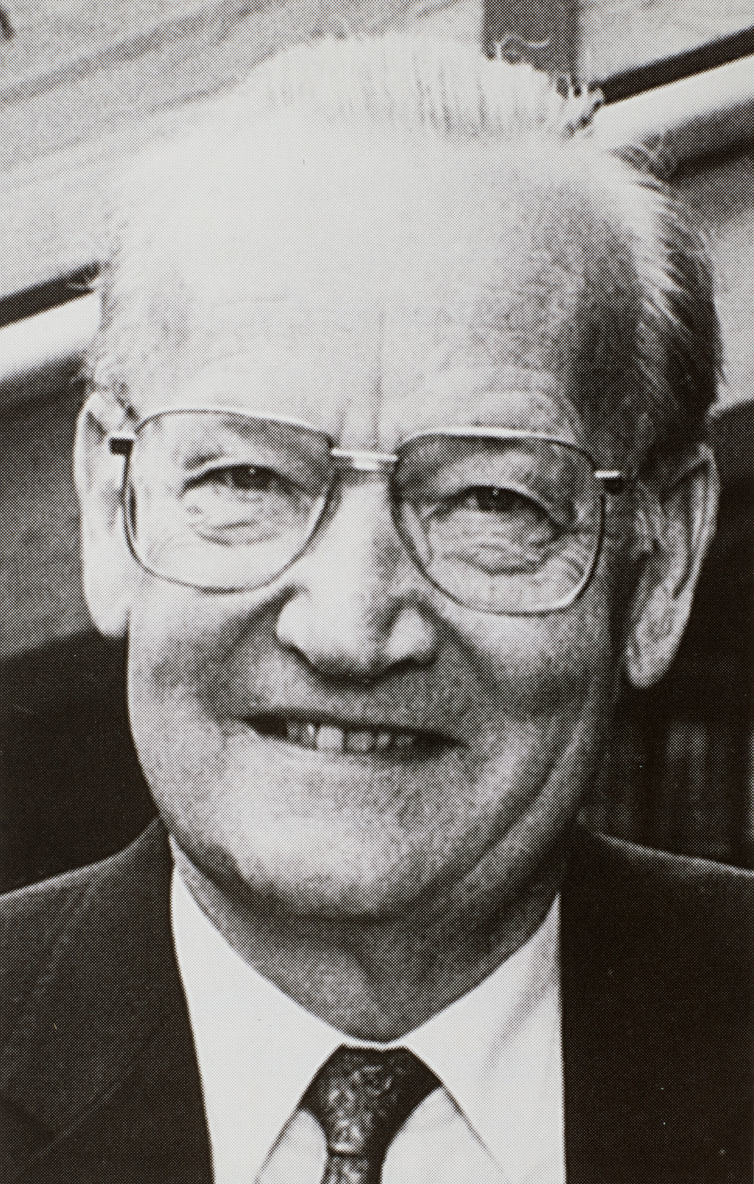 Jens Nørgaard - personal assistans to Claus Kähler. He was deeply involved in the proposal of splitting up the company in the early 1960s.