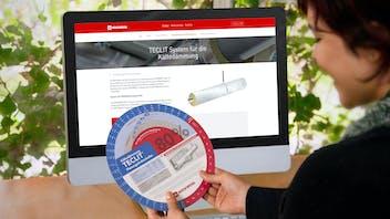teclit wheel, tool, hvac, computer, pc, germany