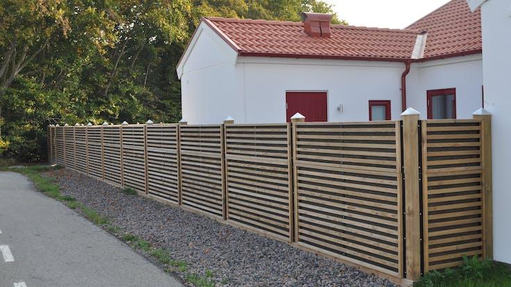 Akarp, house, case, noistop, fence, family, lapinus