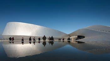 National Aquarium Denmark. Den Blå Planet / Blue Planet For more information see: Permissions