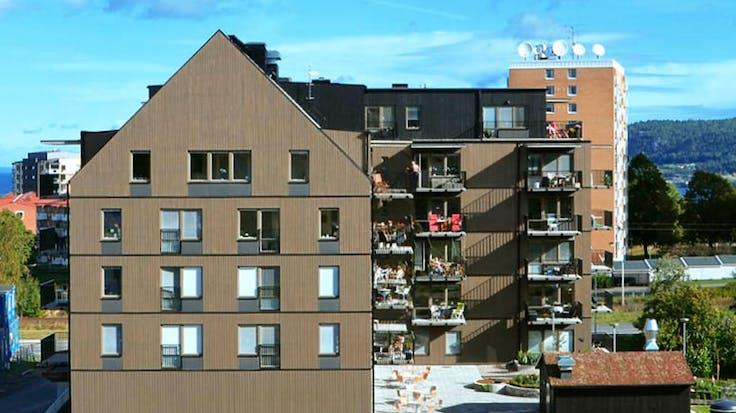 Reference case, Sweden, Jönköping, Kungsängen, REDAir FLEX, apartments