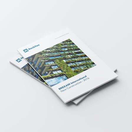 Document cover of factsheet BREEAM