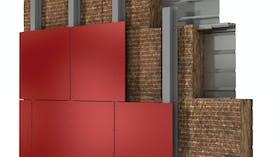 Facade, 09_Fachadas - Aislamiento por el exterior- BandRock ROCKPANEL