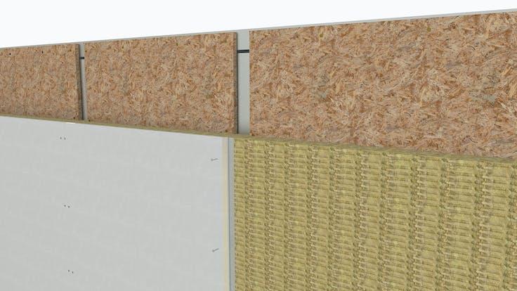 illustration rockzero builiding step 6, rockzero bausystem, schematische darstellung gebäudeaufbau step 6