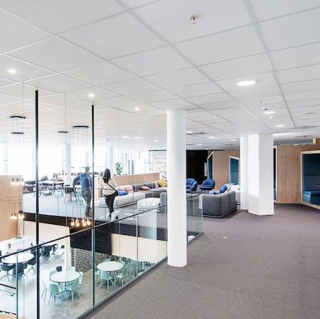 RockWorld imagery, NO Sundtkvartalet, office, stairs