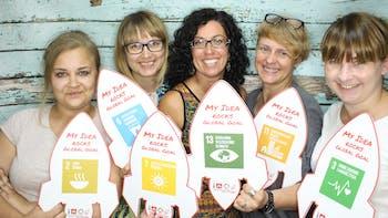un sustainability goals, sustainability campaign