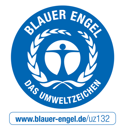 certificate, logo, product pages, germany, illustration, blauer engel