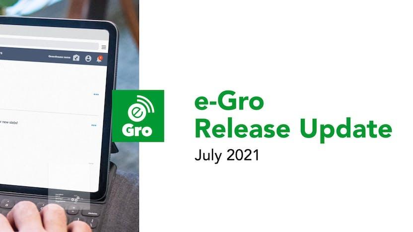 grodan, egro, release update, tagging users