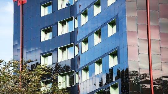 Reference case, Sweden, Göteborg, Stjärnhus, REDAir FLEX, passive house, facade