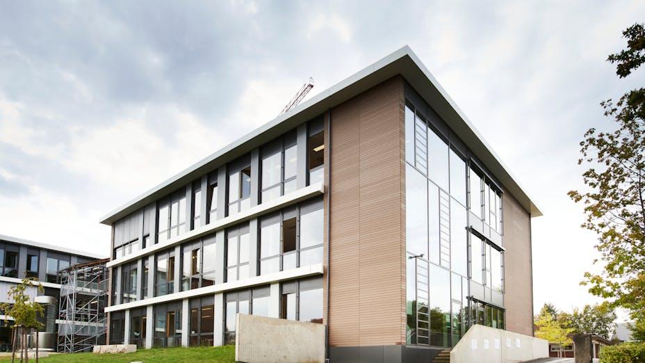 Rockpanel Case Study Altdorf