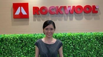 Testimonial - Belinda Lau Profile, employee, office, work environment, Malaysia  Photo is on careers testimonial page and employer branding