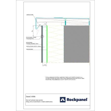 Rockpanel CAD drawing 2-500b