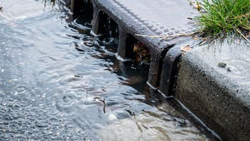 Rockflow, rain water key visuals