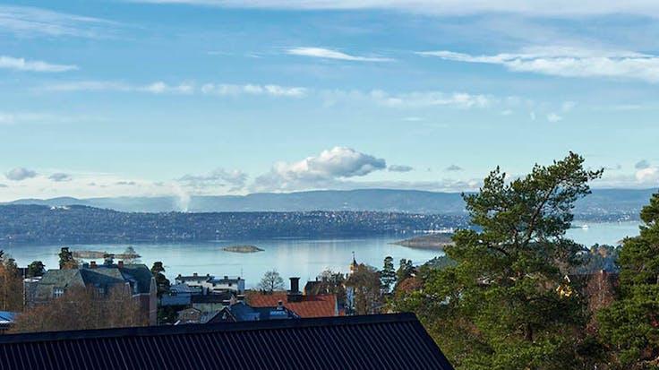 Reference case, Norway, Oslo, Sæter Terrasse, REDAir FLEX, facade, apartments