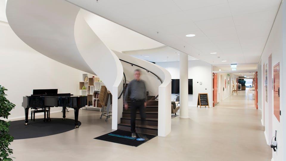 Akustikloft: Rockfon® Sonar®, X, 600 x 600