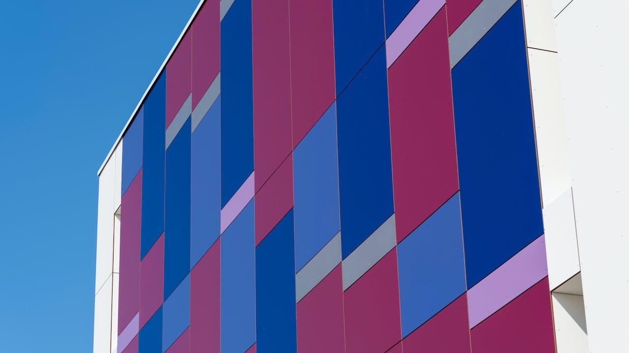 Rockpanel Case Study Emmeloord Netherlands Rockpanel Colours A2