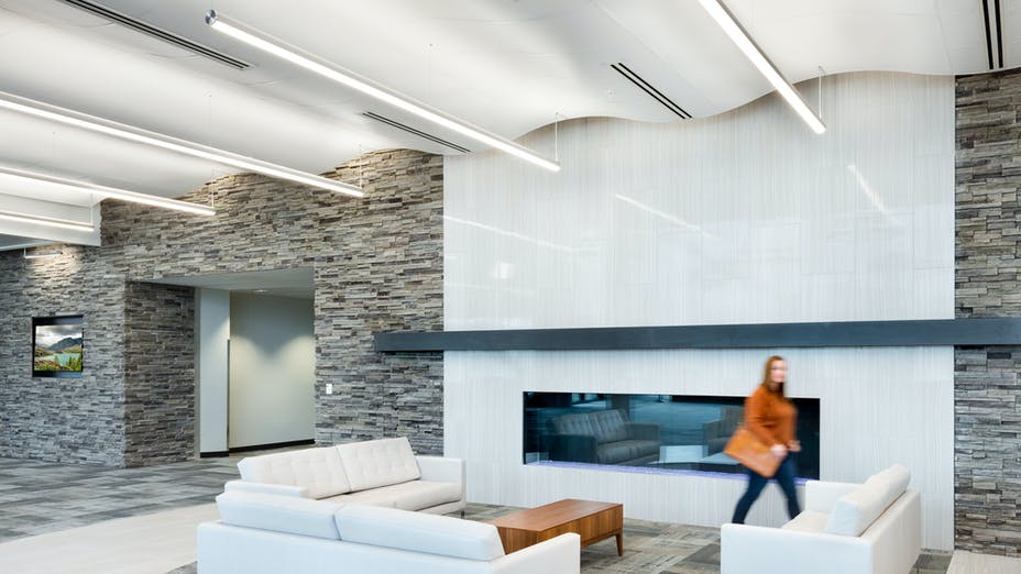 NA, Helena Regional Airport, CWG Architects, Price Simpson Harvey, Curvgrid Two-Directional panels 2x6