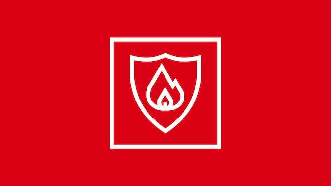 Fire Icon - GHG Campaign