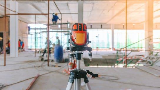 RFN-NA, ceiling installation tools, laser level