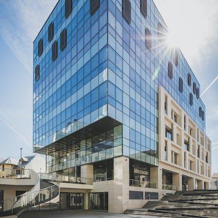 The Landmark Bucharest, Aesthetics