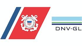 marine, offshore, local north america, united states coast guard, med, det norske veritas, certificates, logo, industrial