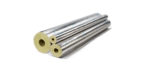TECLIT PS, pipe section with strong aluminium foil, HVACR, internal cold insulation, anti-condensation, pipelines, refrigeration, air conditioning, TECLIT System components