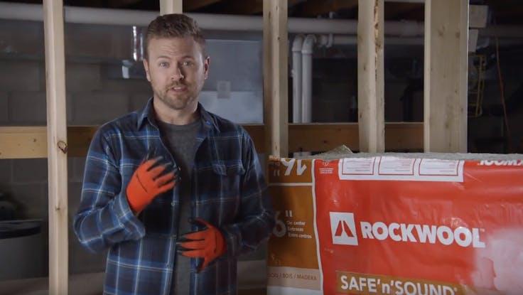 ROCKWOOL SAFE'n'SOUND with Matt Muenster fire safety