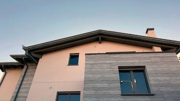 Residential Building, San Martino al Cimino (Italy)