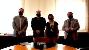RW-ES contract UIC university 2021 - Sustainability Prize  Contrato Universitat Internacional de Catalunya UIC - premios sostenibilidad. firma