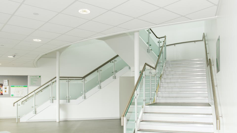 Featured products: Rockfon® Tropic™, 600 x 600