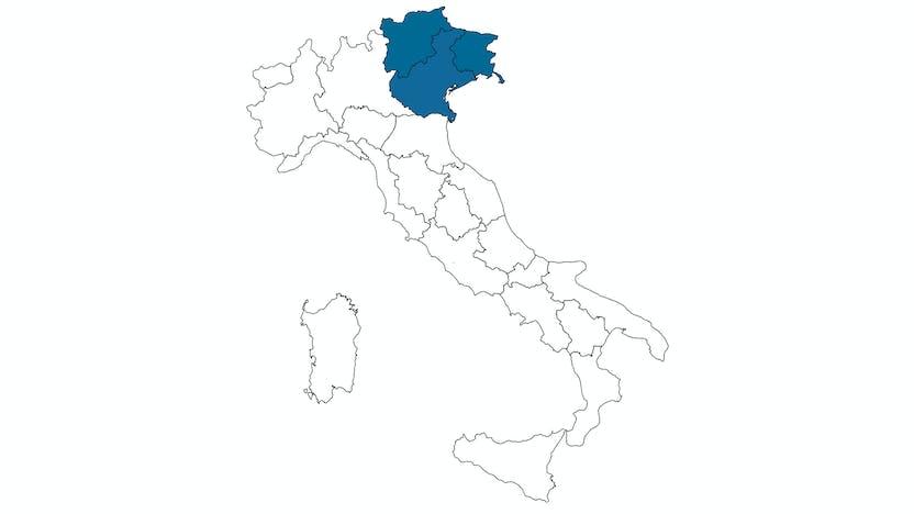 contact person, sales representative, profile and map, Francesco Zacchia , Rockfon, IT
