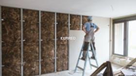 Internal walls, sound, acoustics, building, interior, installation