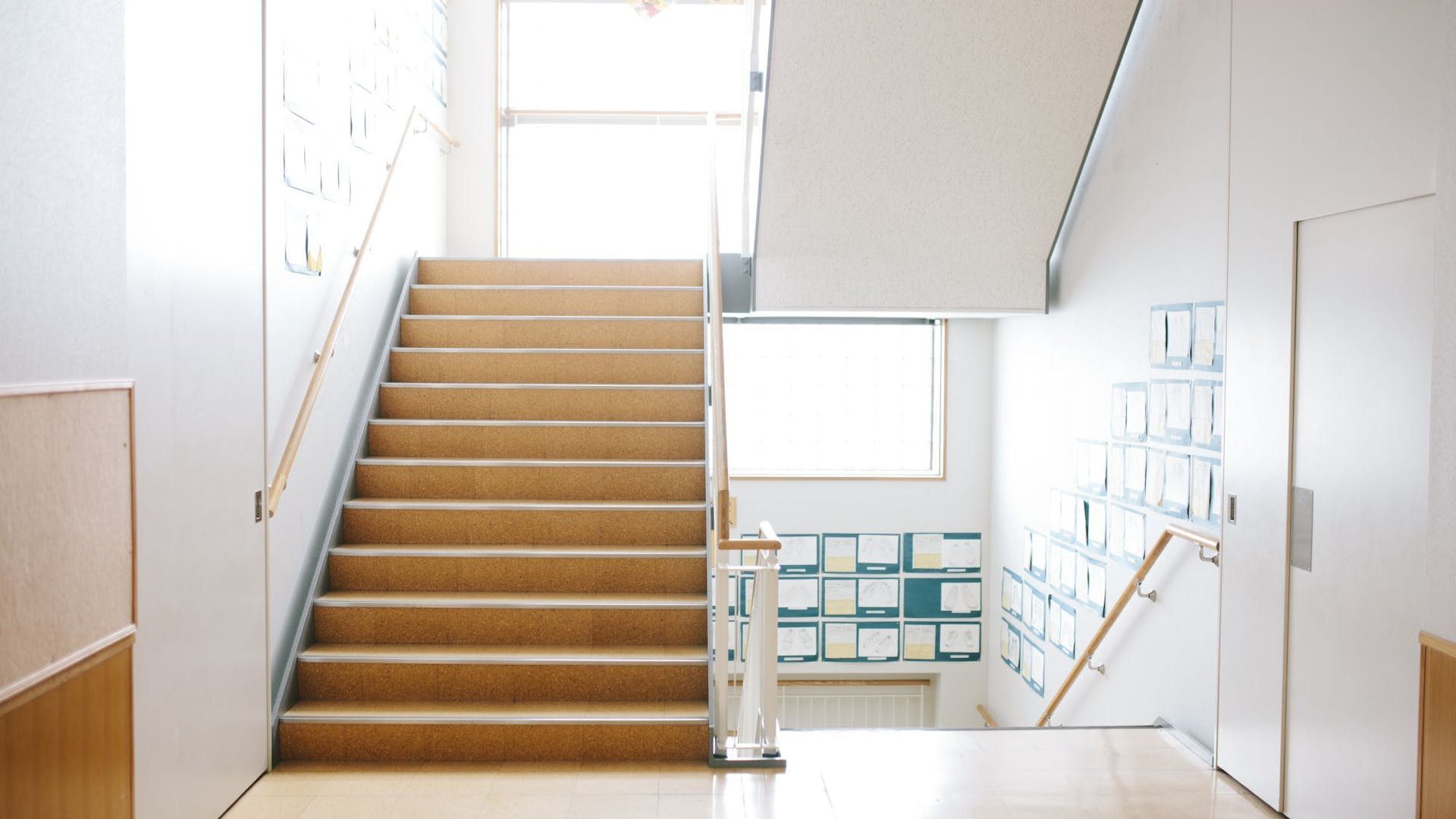 product header, frontrock s, staircase
