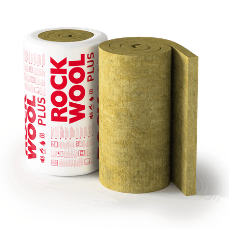 MEGAROCK PLUS, roll, piched roof insulation, internal insulation,