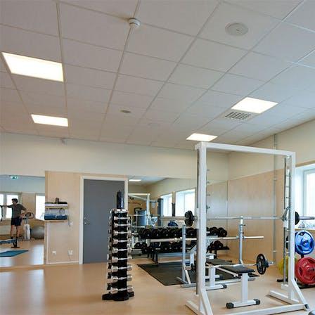 parafon, tiles, nordic, project, ambulance, center, gym