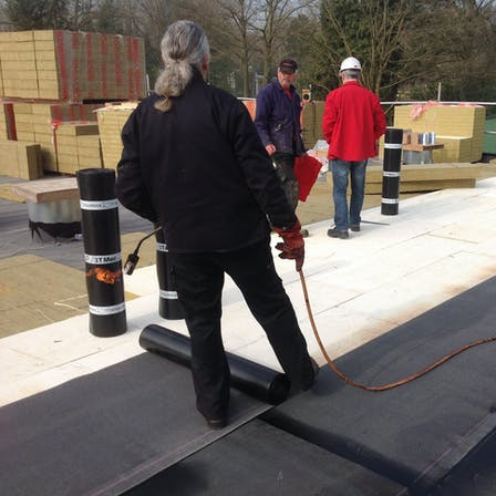 MULTIFIX Hero, roof, roofing insulation, construction, insulation