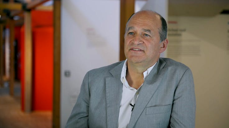 Gilles Maria, Senior Vice President, Head of Insulation South West Europe and Insulation Asia
