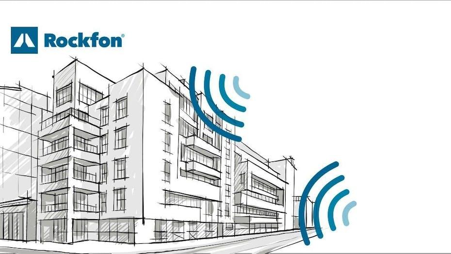 Article illustration, Building, Sketch, Architectural Acoustics, Noise, Acoustics