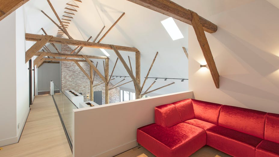 The Netherlands, Residence Vries, Klaas de Jong, De Jong Ontwerpen, Leisure, Residence, private home, Rockfon Mono Acoustic, white