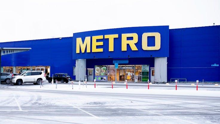 Metro Cash&Carry, 25 years of Rockwool, Rockwool 25, photo 1