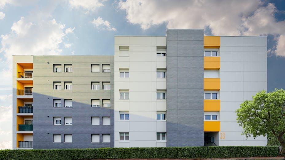 Renovation of 'Avenir' Case study ROCKPANEL Colours & WOODS Durable 8 mm