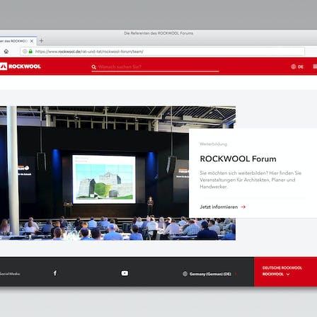 seminar, seminar roof, education, forum, rockwool forum, germany, presse, press