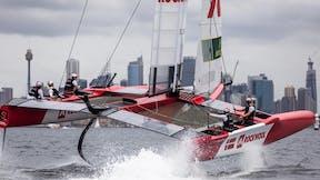 SailGP team Denmark F50