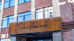 Reference case, press release, Trikåfabriken, REDAir FLEX, REDAir LINK, KL-trä, Hammarby, Sjöstad