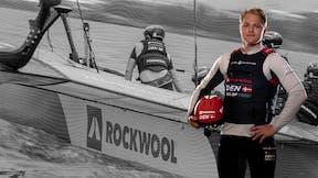 Lars-Peter Rosendahl, SailGP team, 2021, sailing